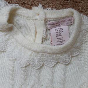 da13d2798 Catherine Malandrino Dresses - 3-piece Adorable Baby Girl Sweater Dress Set